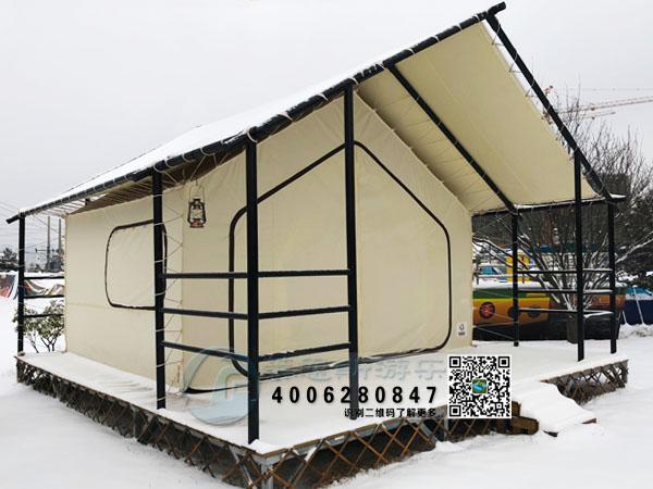 酒店帐篷图片