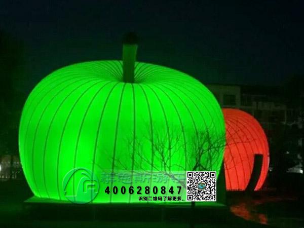 绿色苹果小屋